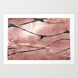 Biber: Rosary Sonatas Series - 4 Art Print