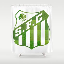 Football Club 22 Shower Curtain