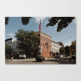 Cooperstown Canvas Print