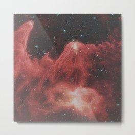 Nebula explosion Metal Print