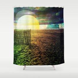 Dutch Dunes Shower Curtain