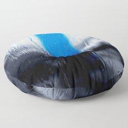 Abstract Art XIV Floor Pillow