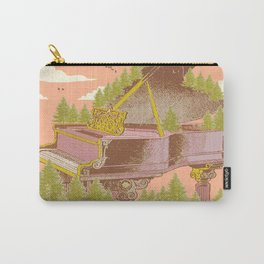 FOREST PIANO Carry-All Pouch