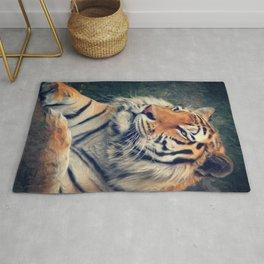 Tiger No 3 Rug