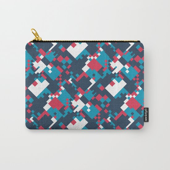 pixelated 2.0 Carry-All Pouch