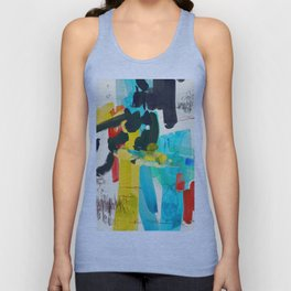 Lonely Water Unisex Tank Top