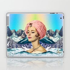 calm bath  Laptop & iPad Skin