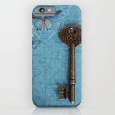 Heart Key Butterfly Slim Case iPhone 6s