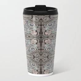 The Wind Is Blowing But I'm Not Home Metal Travel Mug