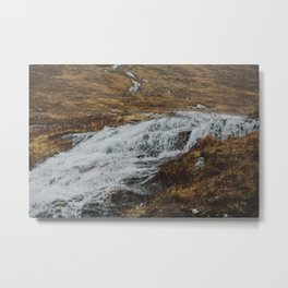 Glen Etive, Scotland Metal Print
