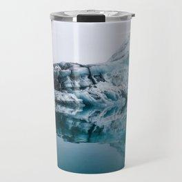 Jökulsárlón Glacier Lagoon Travel Mug
