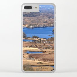 Ladies View Killarney National Park Clear iPhone Case