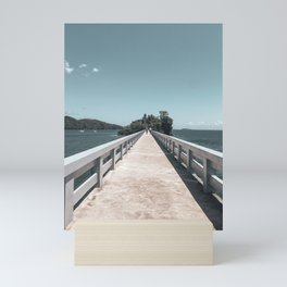 Bridge Path Mini Art Print
