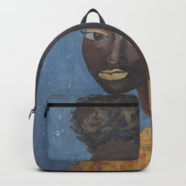 Female Portrait Backpack