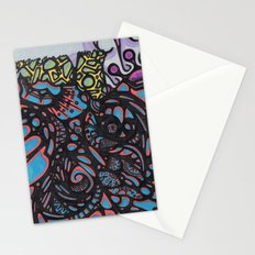 Circus Seas Stationery Cards
