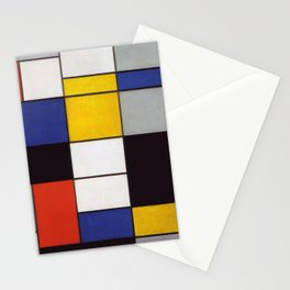 Piet Mondrian - Composition A Stationery Cards