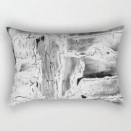 Abstract Artwork Greyscale #2 Rectangular Pillow