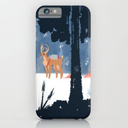 Forested Tech iPhone Case