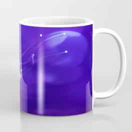 Jellyfish Flowing Through the Moonlight Coffee Mug