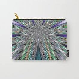 Fractal Roadway Carry-All Pouch