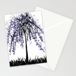 Tree 4 Stationery Cards