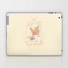Butterfly bear Laptop & iPad Skin