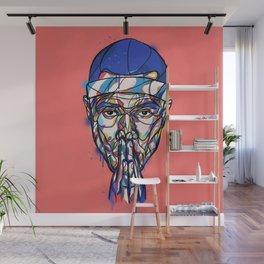 Frank Flow Wall Mural