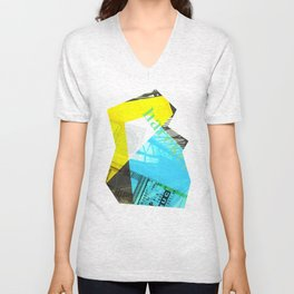 Story of the Roads - 2 Unisex V-Neck