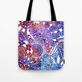 Mythical Doodle Tote Bag