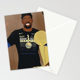 KD Finals MVP Stationery Cards