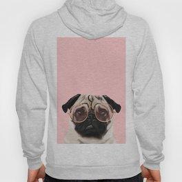 Intellectual Pug Hoody