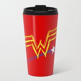 Diana Prince: Raw Travel Mug