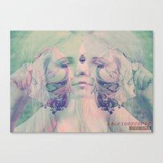 KALEIDOSCOPIC DREAMS Canvas Print