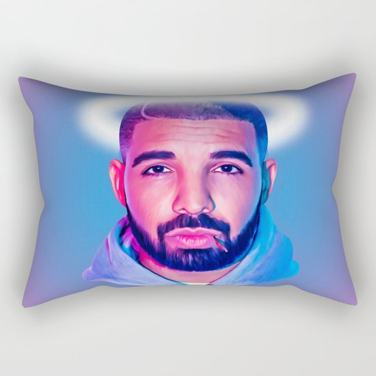 Drake Rectangular Pillow