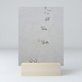 Dog Beach Mini Art Print