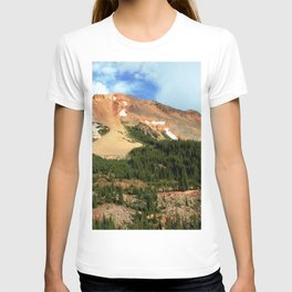The Famous Gold Mines of Red Mountain T-shirt
