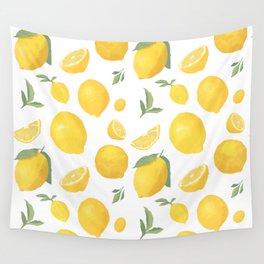 lemonlemon Wall Tapestry