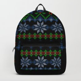 Uglier Ugly Christmas Sweater Backpack