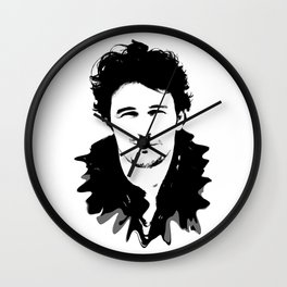 james franco Wall Clock