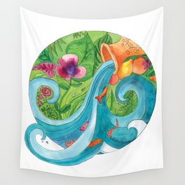 Aquarius Wall Tapestry