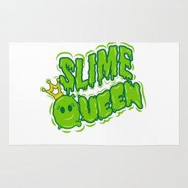 Slime Queen Rug