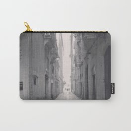 Old town Barcelona Carry-All Pouch