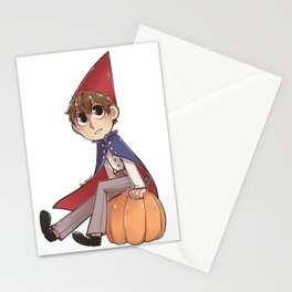 Over the Garden Wall Wirt Stationery Cards