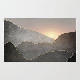 Minimal Landscape 03 Rug