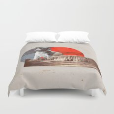 The NSA's New Tactic  Duvet Cover