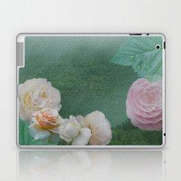Misty Garden Laptop & iPad Skin