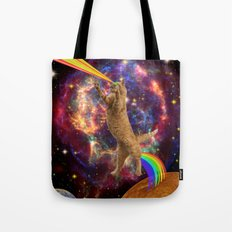 CAT SPACE  Tote Bag