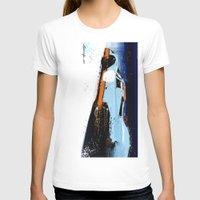 porsche T-shirts featuring PORSCHE 917 -  by Michele Leonello