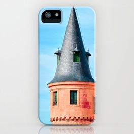 Princess Tower iPhone Case