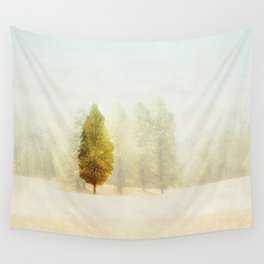 All Alone Wall Tapestry
